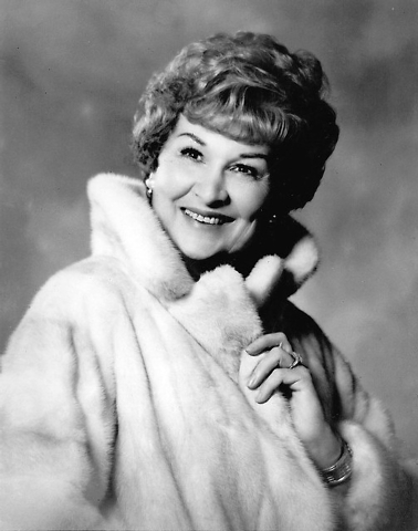 Judy Bayley, namesake of the Judy Bayley Theatre at UNLV, was a philanthropist and a hotel owner. (Special to View)
