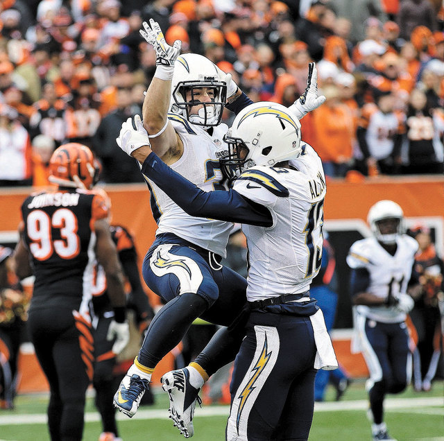 San Diego Chargers Danny Woodhead: Bengals Bettors Done In By Dalton's Dismal Day