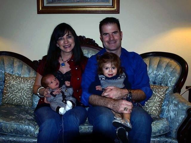 Riley family photo. (Courtesy Gina Sartor)