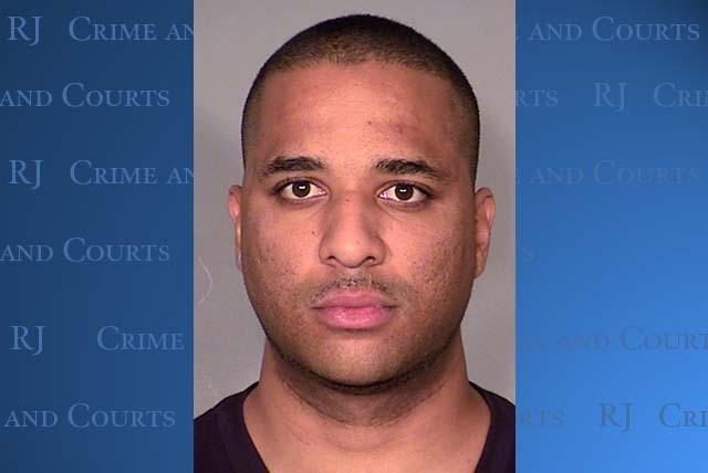 Jayson David Lewis. (Courtesy, Las Vegas Metropolitan Police)