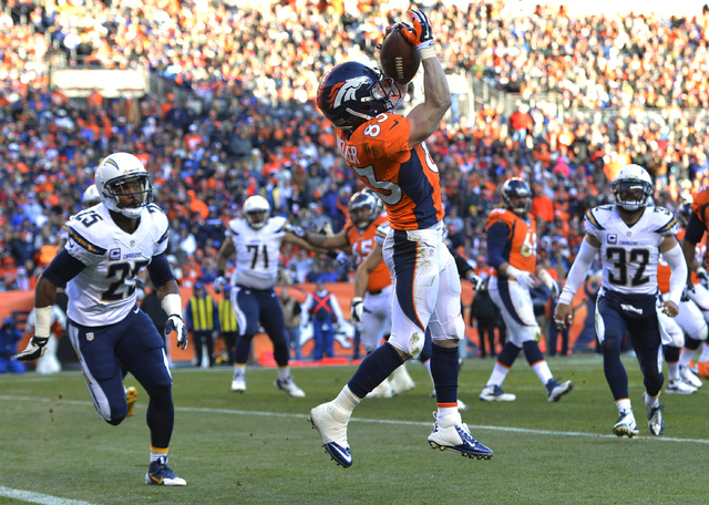 There are nearly 400 prop bets posted at Las Vegas sports books, including whether Denver's Wes Welker will have more than 5½ receptions Sunday. In his past five games, Welker surpassed five ca ...