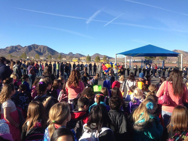 Walker Elementary School students and staff welcome 10-year-old Sierra Estep back to school Jan. 6 after she missed half the school year fighting ovarian cancer. Highlights of the morning included ...