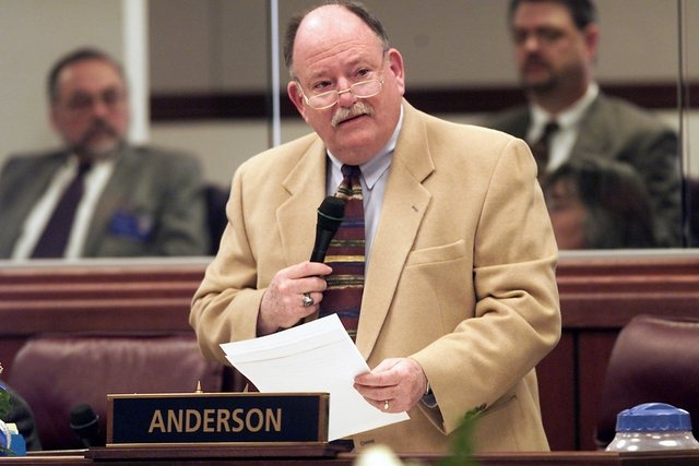 Ex-Nevada Assemblyman Anderson dies at age 71 – Las Vegas Review-Journal c752c08dfea2