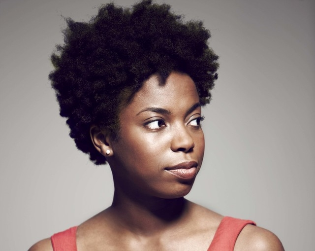 """This Feb. 11, 2008 photo provided by Cate Hellman Photography shows actress Sasheer Zamata. Zamata, 27, from Indianapolis, will join the cast of """"Saturday Night Live,"""" for the Jan. 18 ep ..."""