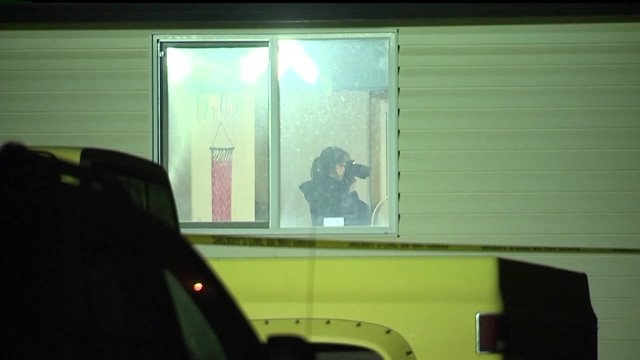Investigators are looking for a motive after four people are gunned down and two others shot and injured inside a tribal office in Northern California. Nicole Comstock has the latest details.