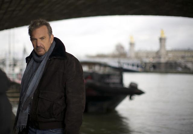 "Kevin Costner stars in ""3 Days to Kill."" (Courtesy Relativity Media)"
