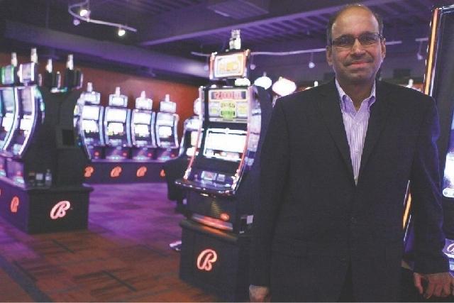 Ramesh Srinivasan is the chief executive officer of slot machine maker Bally Technologies. (Las Vegas Review-Journal file)
