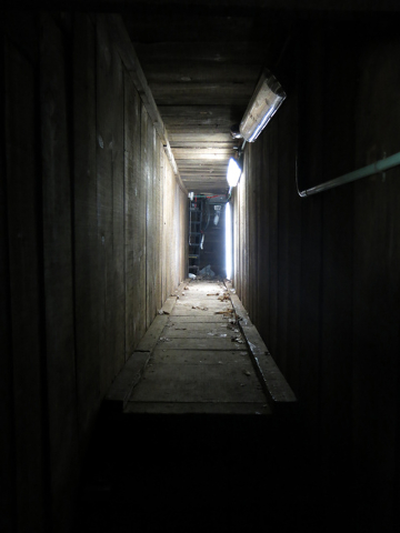 "An interconnected tunnel in the city's drainage system was used by infamous drug boss Joaquin Guzman Loera, ""El Chapo,"" to evade authorities in the city of Culiacan, Mexico, on Sunday. A day after ..."
