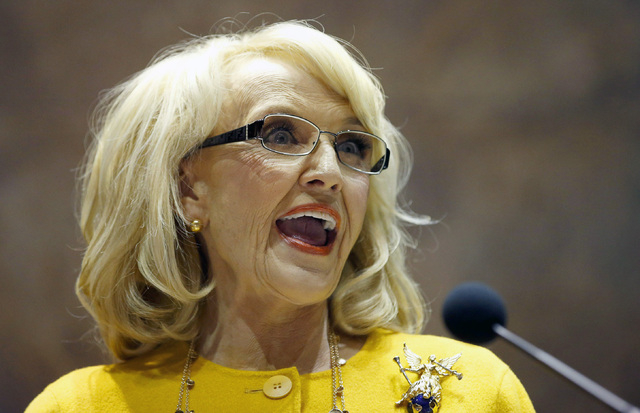Republican Arizona Gov. Jan Brewer faced intense pressure Tuesday from CEOs, politicians in Washington and state lawmakers in her own party before vetoing a bill on Wednesday that would allow busi ...