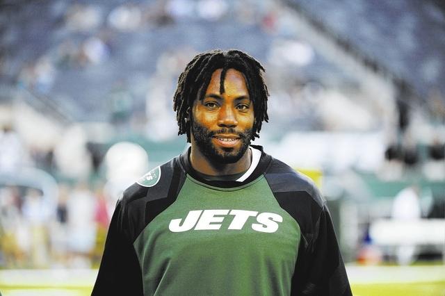Antonio Cromartie: Jets player stoked to toke weed? (AP Photo/Bill Kostroun)