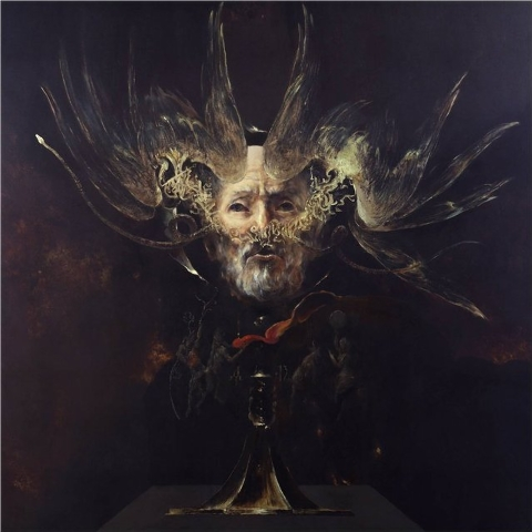 "Behemoth, ""The Satanist"" album cover"