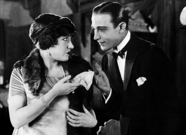"""""""Beyond the Rocks,"""" one of the silent films featured at Saturday's """"Cinema L'Amour"""" at Artifice."""