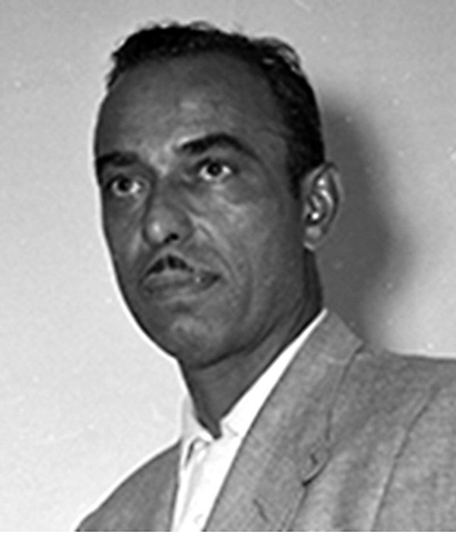 Dr. Charles West (Courtesy UNLV University Libraries)