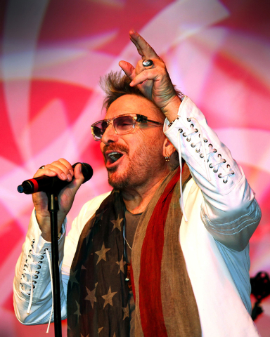 Chuck Negron of Three Dog Night fame will be appearing this weekend at Suncoast. (Courtesy)