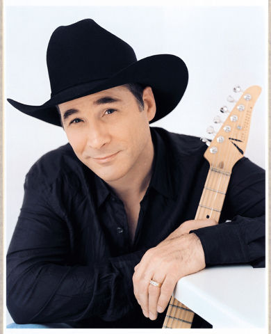 Clint Black will be appearing Thursday at Reynolds Hall at The Smith Center. (Courtesy)