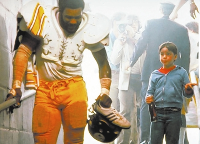 "Linda November of Henderson was one of the singers on the ""Have a Coke and a Smile"" jingle for this iconic commercial starring ""Mean Joe"" Greene of the Pittsburgh Steelers. The commercial first ai ..."
