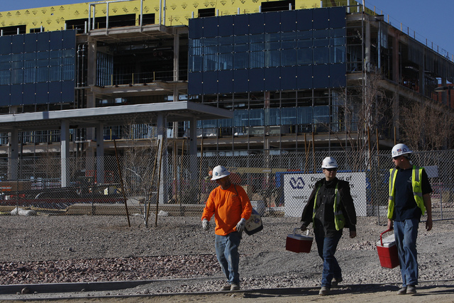 New VA center\'s emergency room already being expanded in North Las ...