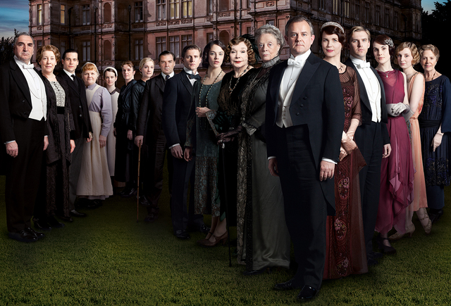 """Downton Abbey"" (Carnival Film & Television)"