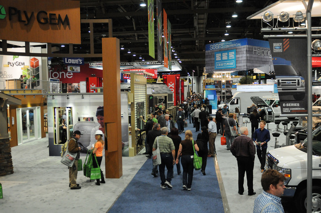 Two Shows More Options For Home Industry Underway At Las Vegas