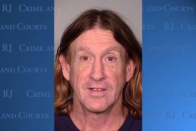 Joseph Gilbert Hyde. (Courtesy, Las Vegas Metropolitan Police Department)