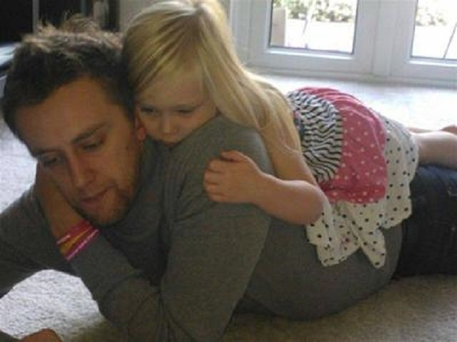 Tom Attwater is trying to raise money for his daughter, Kelli, in case she has to fight cancer for a third time. (JustGiving)