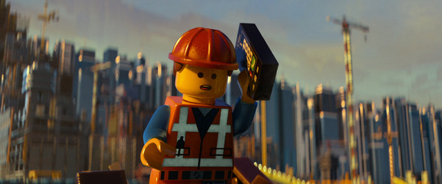 "Call your friends. ""The Lego Movie"" is polling as high or higher than every current best-picture nominee at Rotten Tomatoes. (Courtesy of Warner Bros. Pictures)"