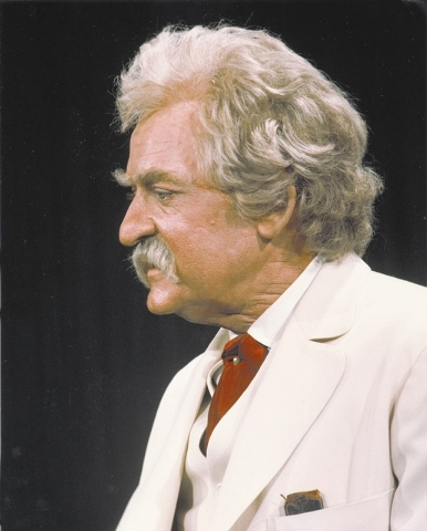 "Tony- and Emmy-winner Hal Holbrook returns in ""Mark Twain Tonight!"" — but it's not until Saturday night at UNLV. (Courtesy)"
