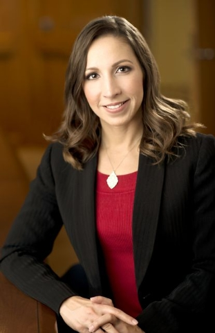Melissa Waite, partner with Las Vegas-based Jolley Urga Woodbury & Little