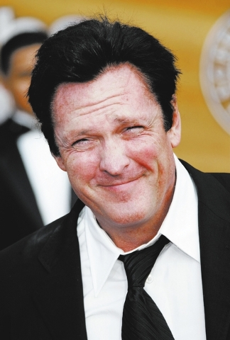 Michael Madsen arrives at the 13th Annual Screen Actors Guild Awards on Sunday, Jan. 28, 2007, in Los Angeles. (AP Photo/Reed Saxon)