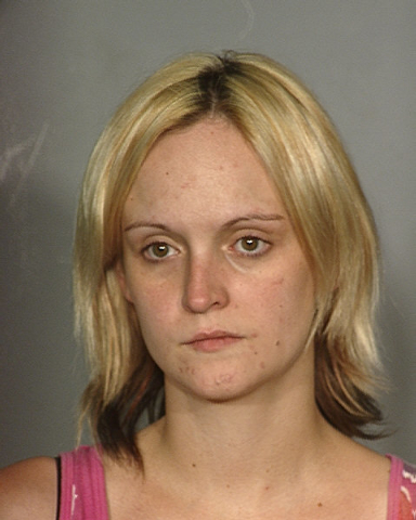 Monique Bork. (Courtesy, Las Vegas Metropolitan Police Department)