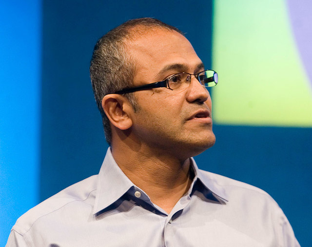 Microsoft announced Tuesday that Satya Nadella will replace Steve Ballmer as its new CEO. Nadella will become only the third leader in the software giant's 38-year history, after founder Bill Gate ...