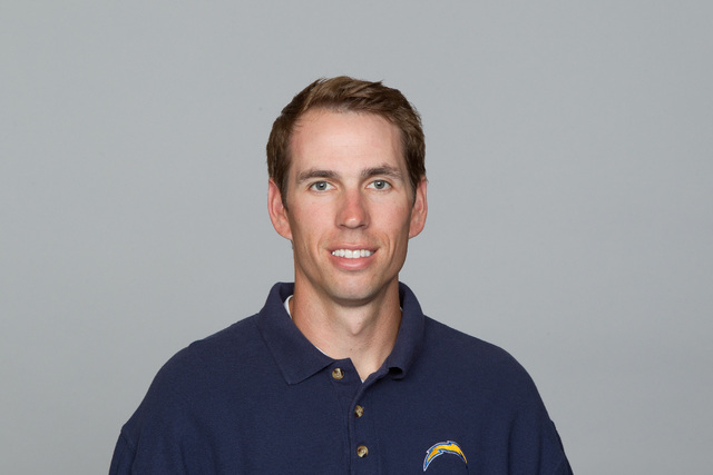Shane Steichen: Chargers' offensive quality control coach