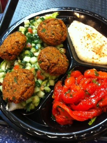 Stephano's Greek and Mediterranean Grill is at 10612 S. Eastern Ave. (Special to View)