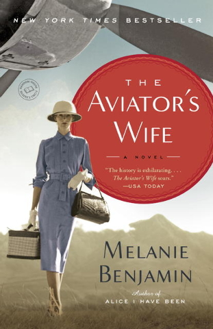 """Melanie Benjamin is set to discuss her novel """"The Aviator's Wife,"""" which follows the story of Charles and Anne Morrow Lindbergh, during a free program scheduled at 7 p.m. Feb. 27 at the Clar ..."""