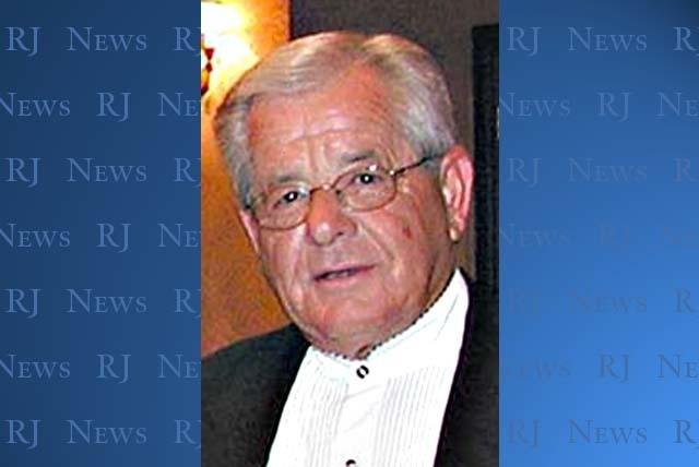 Chuck Ruthe. (File, Las Vegas Review-Journal)