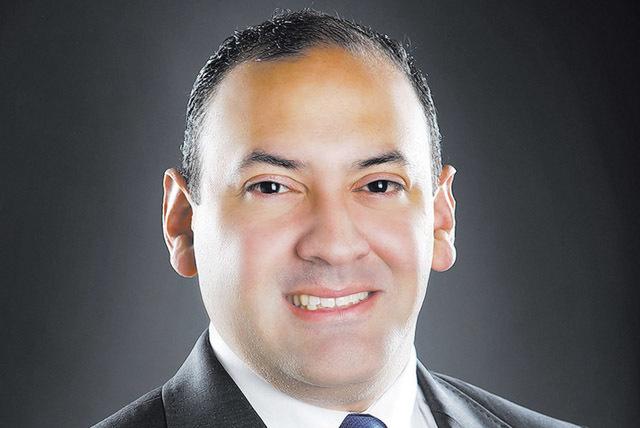 Republican Jose Padilla will run against Rep. Dina Titus in the 1st Congressional District race. (Courtesy/Jose Padilla)