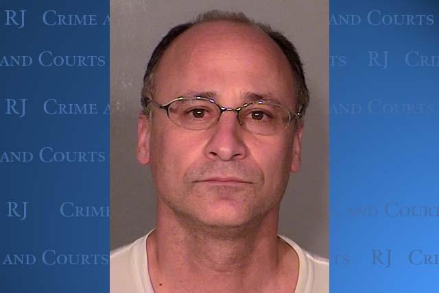 Mark Picozzi. (Courtesy, Las Vegas Metropolitan Police Department)