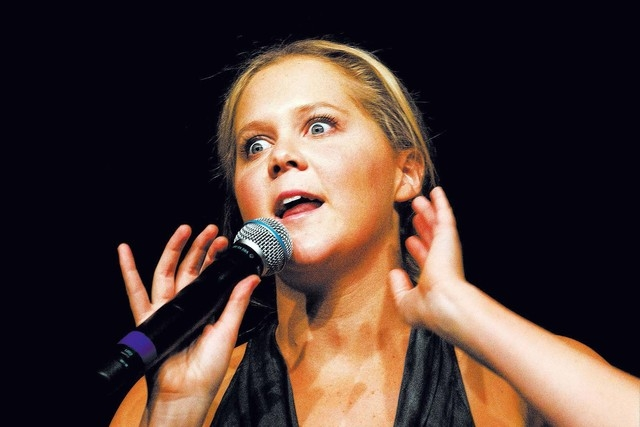 Comedian Amy Schumer will be appearing this weekend at The Mirage. (Associated Press)