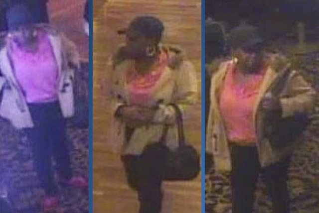 Police are looking for a woman who is accused of stealing a woman's purse after soliciting money from her at a casino on Boulder Highway on Feb. 2. Anyone with information is urged to call the Las ...