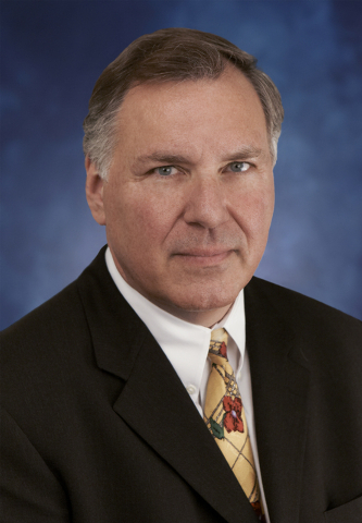 Nicolas Wieczorek, managing partner with Morris Polich & Purdy in Las Vegas