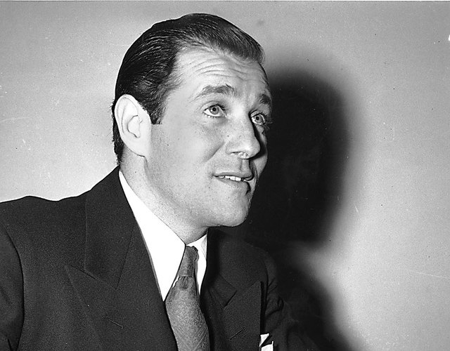 """Benjamin """"Bugsy"""" Siegel had run the Flamingo for only six months before he was murdered in Cali ..."""