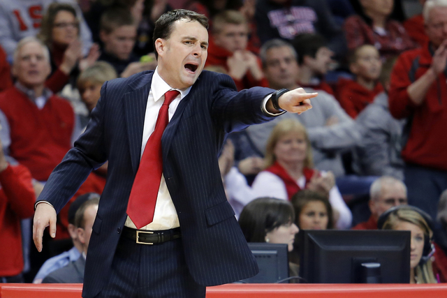 Dayton coach Archie Miller will direct his team against sixth-seeded Ohio State today in the South Region. (AP Photo/ Stephen Haas, File)