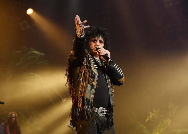 "Paul Shortino performs performs in ""Raiding the Rock Vault."" (Photo by Denise Truscello/WireImage)"