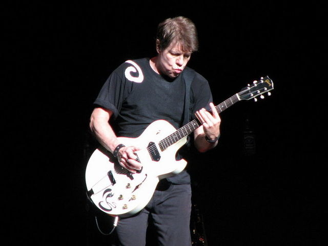 Longtime rockin' blues man George Thorogood once hit to all fields as a semipro ballplayer. (Wikicommons)
