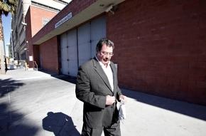 Las Vegas Constable John Bonaventura. (File, Las Vegas Review-Journal)