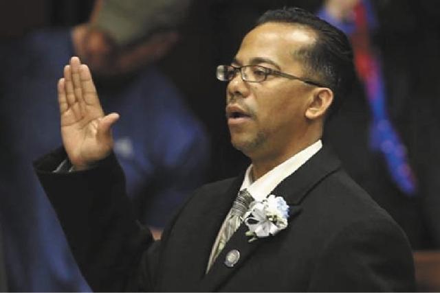 Former Nevada legislator Steven Brooks (File photo)