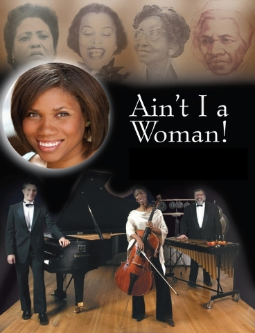 """""""Ain't I A Woman,"""" at the Charleston Heights Arts Center, salutes four notable African-American women."""