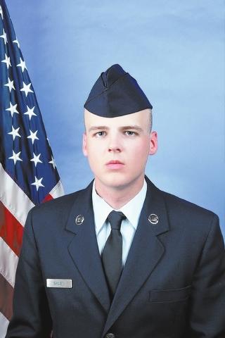 Airman Christopher B. Bailey