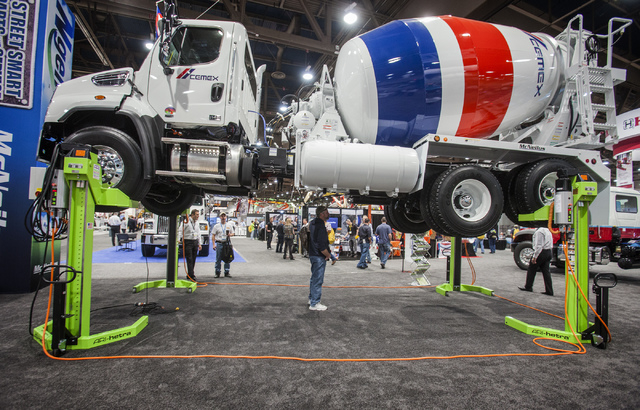 Las Vegas Keeping Pace With Growing Convention Industry