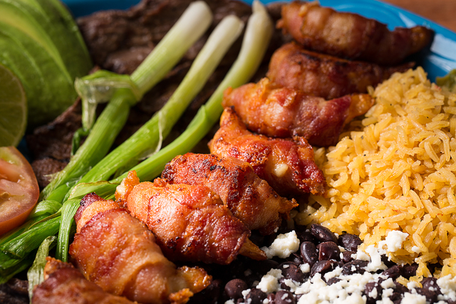 Jaliscos Cantina serve traditional Mexican favorites, but often with a twist. (Courtesy)